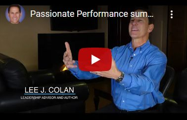 Igniting Passionate Performance