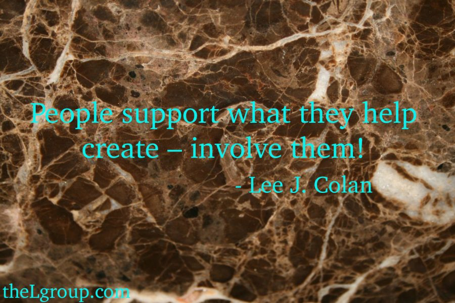 Lee Colan quote (10)