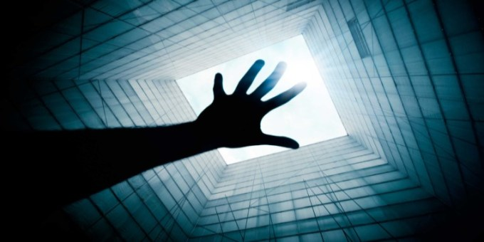 hand-sky -