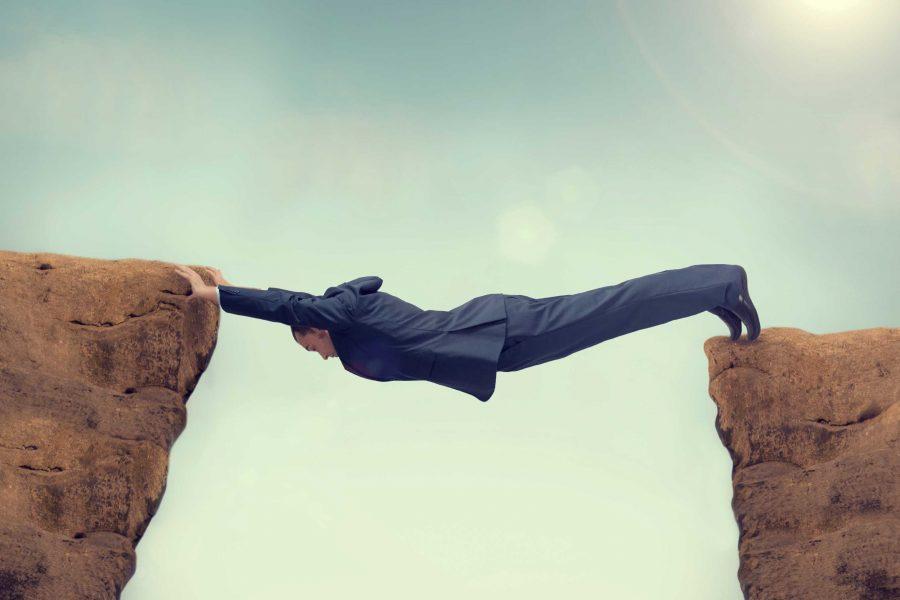 hanging-on-adversity