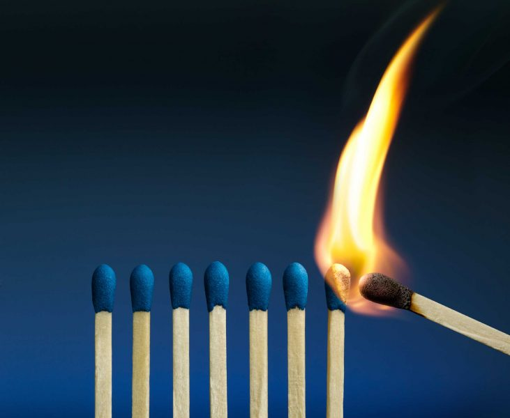lighting-matches