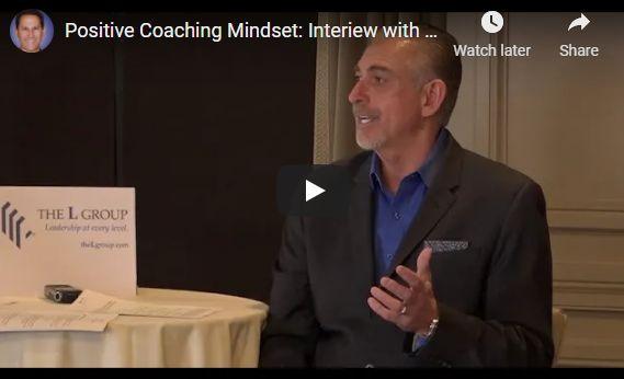 positive coaching mindset