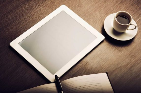 tablet-coffee